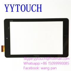Xview Quantum Carbono touch screen digitizer Ad-c-802399