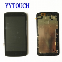 For zte blade l370 lcd assembly for zte blade C370 lcd screen assembly