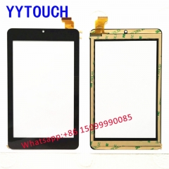 For AVH KIDS ActionKids2017 Ver 1 touch screen digitizer replacement  FHF070119  HN 0738T16XR10