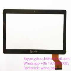 Zylan Tal-1000 touch screen digitizer XLD1047-V1