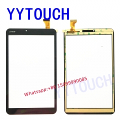 Touch Xview Jade 2  touch screen digitizer replacement yj454fpc-v0