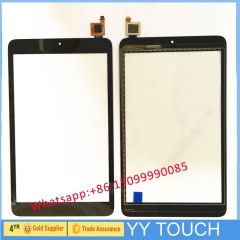 alcatel pixi 8 touch screen digitizer lcgp0801033 reva-a1 touch screen parts