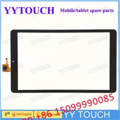 Touch PCBOX CURI PCB-T101 touch screen digitizer flex lwgb10100180 rev-a2  LWGB10100110 REV-A2