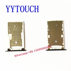 Support slot Tray of card Micro SIM slot for Xiaomi Redmi Note 4