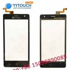 For bmobile ax1065 touch screen digitizer repair parts