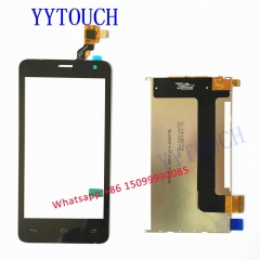 For Noblex n451 touch screen and lcd screen display replacement