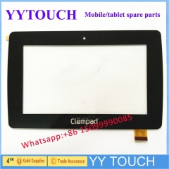 For Clementoni Myfirst Clempad 6.0 touch screen digitizer FPC-CY70S255-01