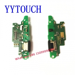 Micro USB Charging Charger Port Dock Connector Flex Cable with Microphone board for Huawei Honor v8
