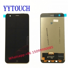 Lcd Display + Touch Screen Panel Replacement For Ulefone Paris/Ulefone Paris X Smartphone