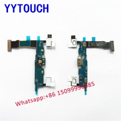 USB Charging Port Connector Flex Cable For Sam sung Galaxy Note 4 N910A
