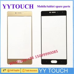 mobile phone gionee s8 gn9011 front glassrepair parts