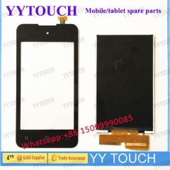 For Wiko Sunset 2 Touch Screen Digitizer Glass Front Sensor Panel Smartphone