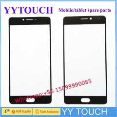 Mobile phone front glass gionee m6 front glass replacement