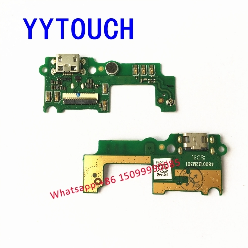 Replacement USB Dock Connector Charging Port Flex Cable for Huawei Y6 Pro