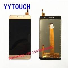 2018 Cell Phone Spare Parts For Wiko Lenny 3 Max Lcd Touch Screen Assembly With 12 Months Warranty