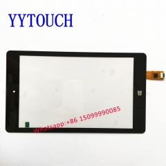For NOBLEX T8A41B touch screen digitizer replacement fpca-80a09-v04