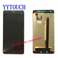 For Ulefone power LCD Display With Touch Screen Digitizer Assembly