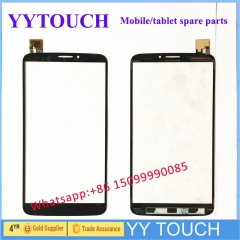 Touch Screen Digitizer Sensor Glass With Tools For Alcatel One Touch OT8020 8020 8020D