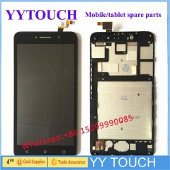 "Lcd with touch For Alcatel One Touch Pixi 4 (6.0"") OT-8050 8050D lcd complete"