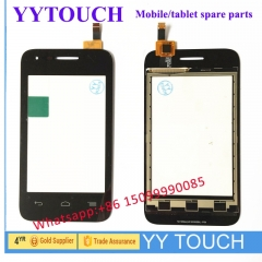 For Alcatel OT4018 touch Screen Front Glass Panel Digitizer Repair Parts