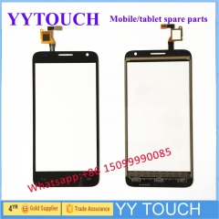 BLACK Touch Screen Digitizer For Alcatel One Touch Idol 2 Mini S 6036 6036Y 6036D 6036A