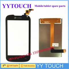 China touch  bmobile ax680 touch screen lcd screen display replacement