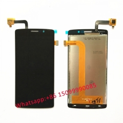 Mobile phone lcd complete For fly iq4507 lcd screen digitizer replacement