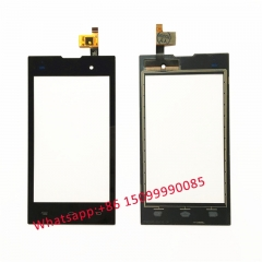 Mobile Phone Touchscreen For Fly IQ4418 era style 4 IQ 4418 Touch Screen Digitizer Panel Front