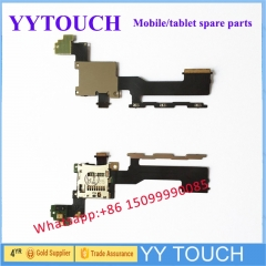 NEW Genuine For HTC ONE M9 Power On Off Button Volume SIM Card Holder Flex Cable