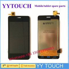 For ZTE A3 LCD Screen Display and Touch Panel Digitizer Assembly Replacement