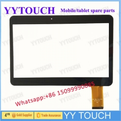 MF-762-101F-3 FPC Digitizer Glass Touch Screen Replacement for 10.1 Inch MID Tablet PC