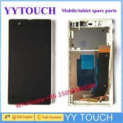 Touch Screen Digitizer and LCD for Sony Xperia Z