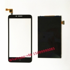 Touch Screen For Alcatel One Touch Fierce XL OT5054 5054 5054D Front Glass Touch