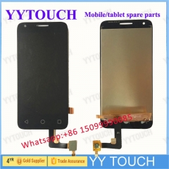 "4.5"" Alcatel Pixi 3 Ot-4027a 4027a 4027 Touch Digitizer LCD Display Assembly"