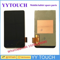 Mobile phone parts for htc desire htc a919 g10 lcd screen assembly