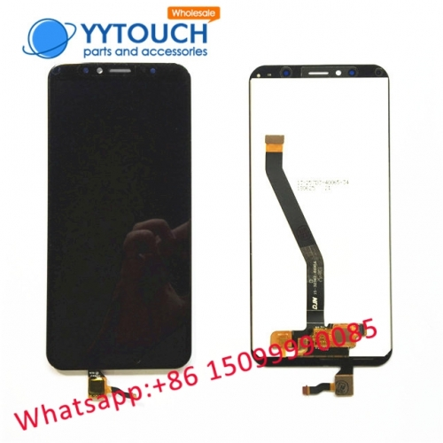 Touch screen+lcd huawei y6 2018 lcd screen complete