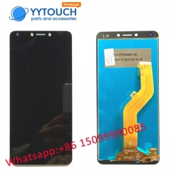addembly For itel p32 lcd screen complete