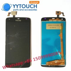 assembly For tecno m6 lcd screen complete