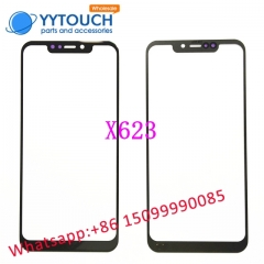 For Infinix Hot 6X (X623) front glass