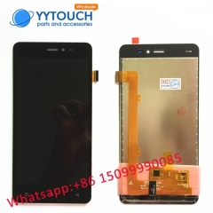 Assembly For gionee p5w lcd screen complete