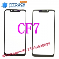 For Tecno Camon 11 (CF7) front glass